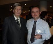 Eduard Kukan et Genti Metaj