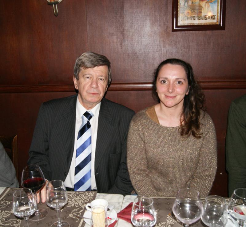 Eduard Kukan MEP et Teuta Hadri